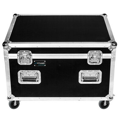 Accu Case ADJ Touring Case 4x Inno Color Beam Z19 [1521000221] Lighting Cases