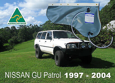 NISSAN GU Patrol (1997-2004) 40L Rear Qtr Panel Water Bladder