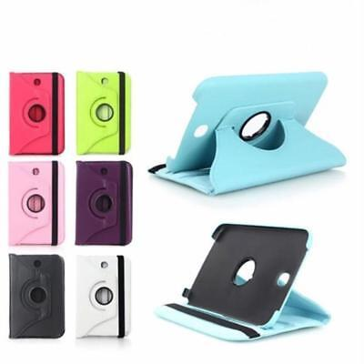 """PU Leather Rotating Stand Case Cover For Samsung Galaxy Note 8.0"""" SM-N5100 N5110"""
