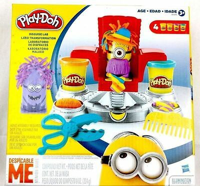 Creative Customizable Disguise Play-Doh Minions Kids All Ages Mold Clay Toy