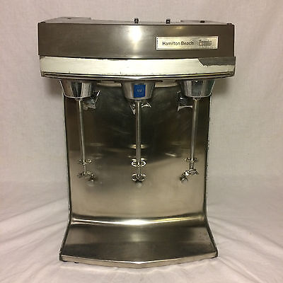 Scovill Hamilton Beach Drink Mixer 3 Malted Milk Machine Model 941-1 Works