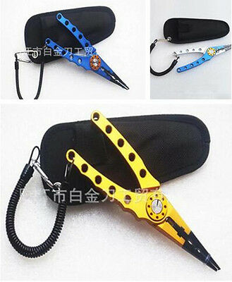 Pliers Tackle Fashion Split Hot 1PC Fishing Fishing New Cutters Ring Holder