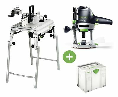 Festool Tischfräse TF 1400-Set mit Oberfräse OF 1400 EBQ-Plus 570269