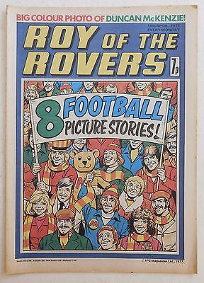 ROY OF THE ROVERS Comic - 16th April 1977