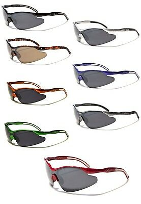 Designer Xloop Kids Sports Sunglasses Boys Girls Children Wrap Around Full UV400