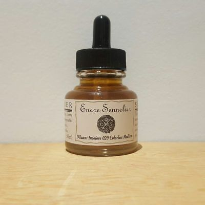 Sennelier 30ml Thinner 20 Encre Drawing Ink