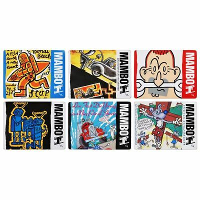 Mambo by Cinnamon - Life Placemats 34x26cm Set of 6