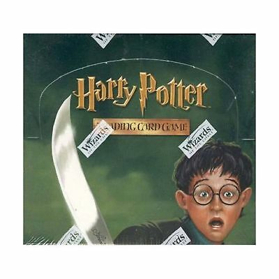 Harry Potter: Chamber of Secrets Booster Box NO TAX