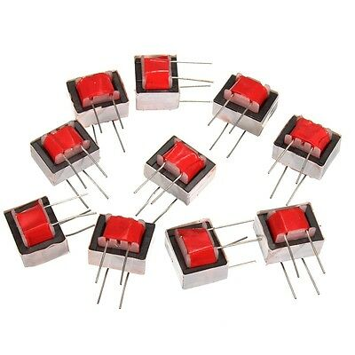 5PCS Audio Transformers 600:600 Ohm Europe 1:1 EI14 Isolation Transformer CA