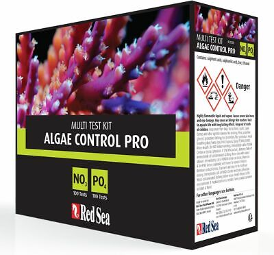 Algae Control TestSet Kit (Nitrat Phosphat) von Red Sea