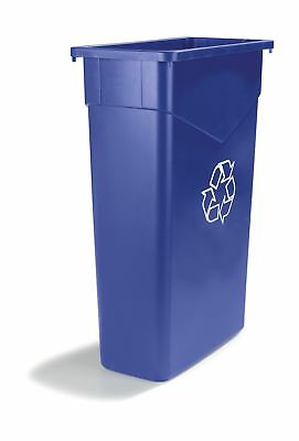 Carlisle 342015REC14 TrimLine LLDPE Waste Container 15 Gallon... (2Day Delivery)