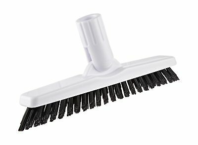 """Impact 224 Tile and Grout Scrub Brush 9"""" Width White/Black (Case of 12) NO TAX"""