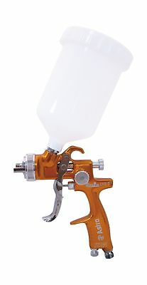 Astro EVOT13 EuroPro Forged LVLP Spray Gun with 1.3mm Nozzle and Plast... NO TAX