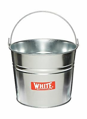 Impact 410 24 Gauge Steel Galvanized Utility Pail 10 qt Capacity 8-1/2... NO TAX