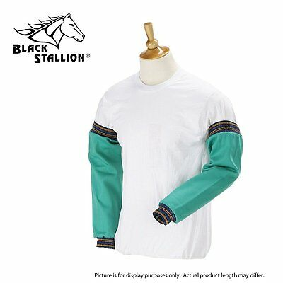 "Revco FR Sleeves F9-218S F9-223S 18"" 23"" 9oz Black Stallion Welding Spatter"