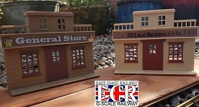 G SCALE 45mm GAUGE BLACKSMITH & STORE NEWRAY BUILDING RAILWAY TRAIN 1:30 SCALE