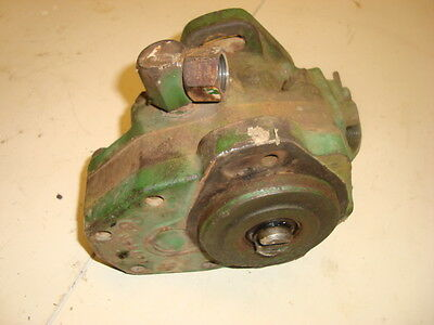 John Deere B Tractor Live Hydraulic Pump for Power Steering