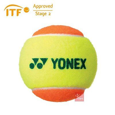 Yonex Muscle Power 30 Orange Stage 2 Tennis Balls