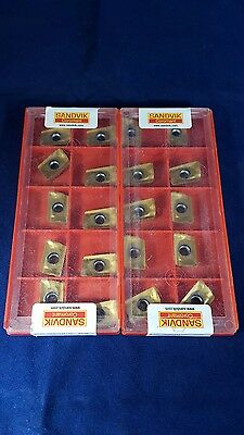 NEW 30 pieces R390-180612M-UV 2145 SANDVIK ~ Carbide Milling Inserts ~ 3 PACKS