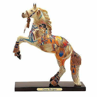 Trail of Painted Ponies Collectible Figurine Carries the Spirit NIB 1E/2,798