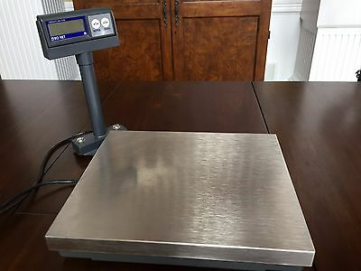METTLER TOLEDO POS SCALE 30lb Capacity Model 8217 w/ TOWER DISPLAY