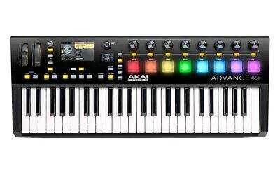 Akai Advance 49 Key Professional MIDI USB Keyboard Controller