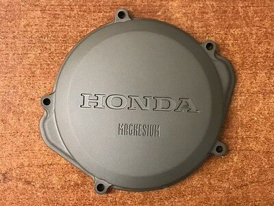 2004-2008 Honda CRF250R Outer Clutch Cover Right Side 11351-KRN-670 OEM
