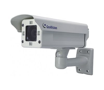 NEW Geovision GV-BX520D-E Arctic Weather 5MP IP IR Network Security Camera