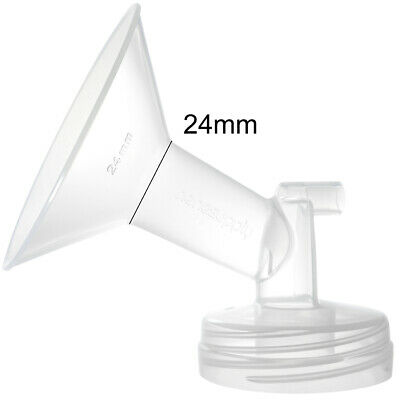 Nenesupply Generic Flange for Spectra S2 Spectra S1 Spectra 9 Plus Breastpump