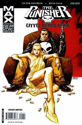 The Punisher Little Black Book One-Shot, MAX, NM 9.4, 1st Print, 2008