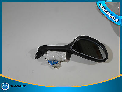 Specchietto Retrovisore Destro Rear View Mirror Right Piaggio Gilera Runner 50