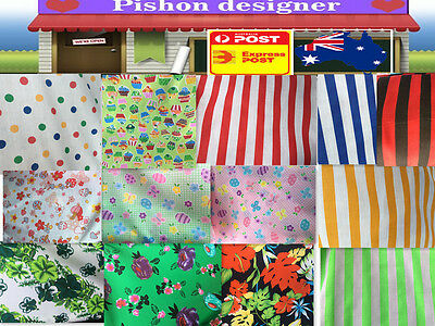 Pattern Fabric 100%Cotton material width 120CM k023