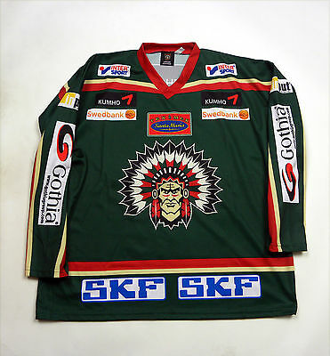Frölunda Indians Shirt Jersey Ice Hockey Eishockey  #10 Roger