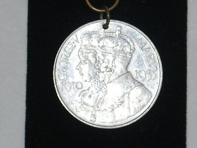 King George V Queen Mary Jubilee Medal 1910-1935