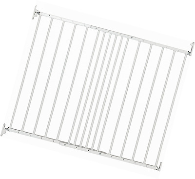 Baby Dan Extending Extendable Retractable Metal Child Safety Stair Gate