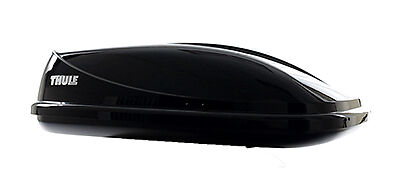 Thule Ocean 80 688006 Roof Box Glossy Black 320 Litres