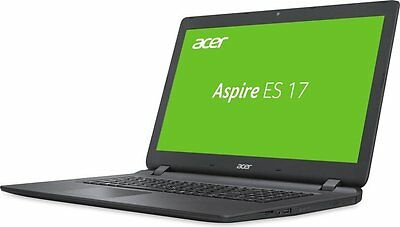 "Acer Aspire ES1-732 17,3"" LED Intel Quad Core 8GB 1000GB DVD HDMI Windows 10"