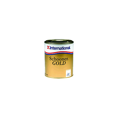 SCHOONER GOLD 0.750L VERNIS BRIL – INTERNATIONAL alciumpeche