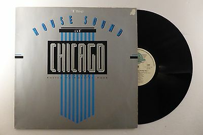 Various Artists - The House Sound Of Chicago (D.J. 33-3002-43  1986) German LP