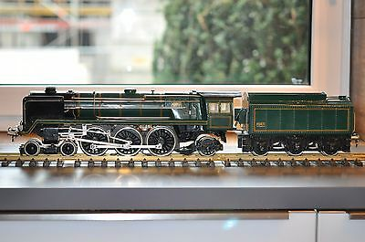 For Marklin 3 -rail gauge 1 Biaggi Pacific  4-6-2 from collection giansanti