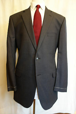 NWOT Brooks Brothers Gray Wool Blazer 44L MSRP $420