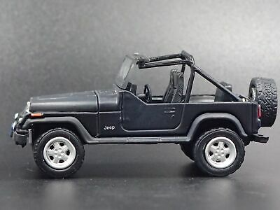 1987 Jeep Wrangler Yj Rare 1/64 Scale Collectible Diorama Diecast Model Car