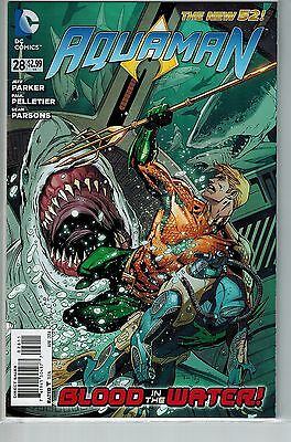 Aquaman - 028 - DC - April 2014