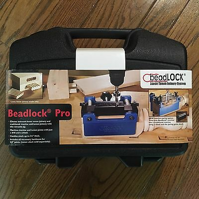 New in Box Rockler Beadlock Pro Joinery Kit