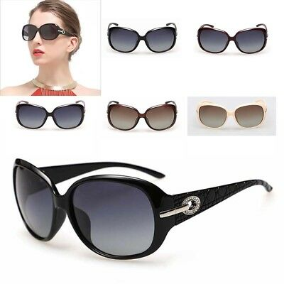 New Polarized Outdoor Sports UV400 Fashion Women's Sunglasses Driving Glasses