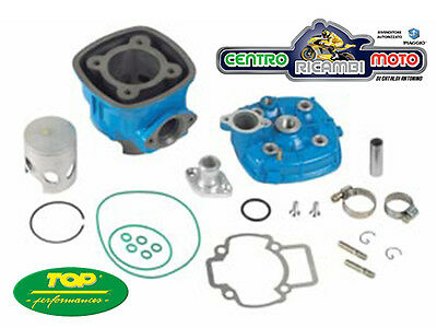 9920590 Gruppo Termico Top 2 Due Plus 47,6 Gilera Runner / Sp Modifica 70Cc Lc