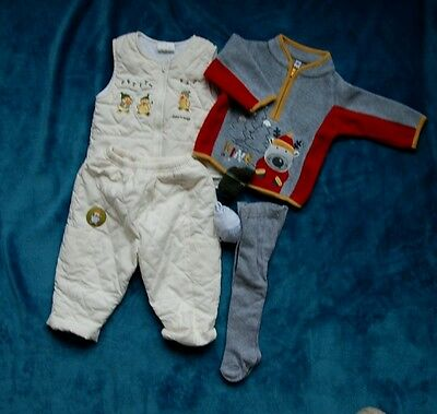Lot de v tements b b gar on 3 mois 62 cm hiver eur 3 99 picclick be - Fotos van de bebe garcon ...