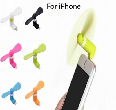 Various Portable Power Micro USB Fan For Iphone 3.1 Type-C Android Cell Phones