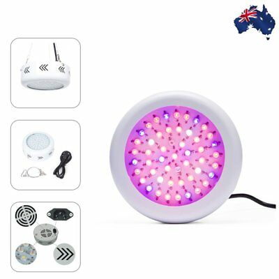 150W Full Spectrum UFO LED Grow Light Hydroponic Plant Veg Flower Lamp