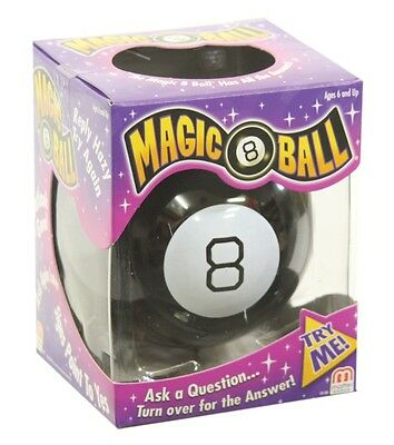 NEW Magic 8 Ball from Mr Toys